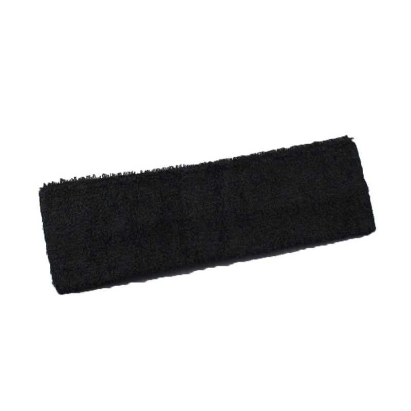 1PC Headband Women/Men Cotton Sweat Sweatband Headband Yoga Gym Stretch Head Band For Sport elasticity Sweat Bands Sports Safety