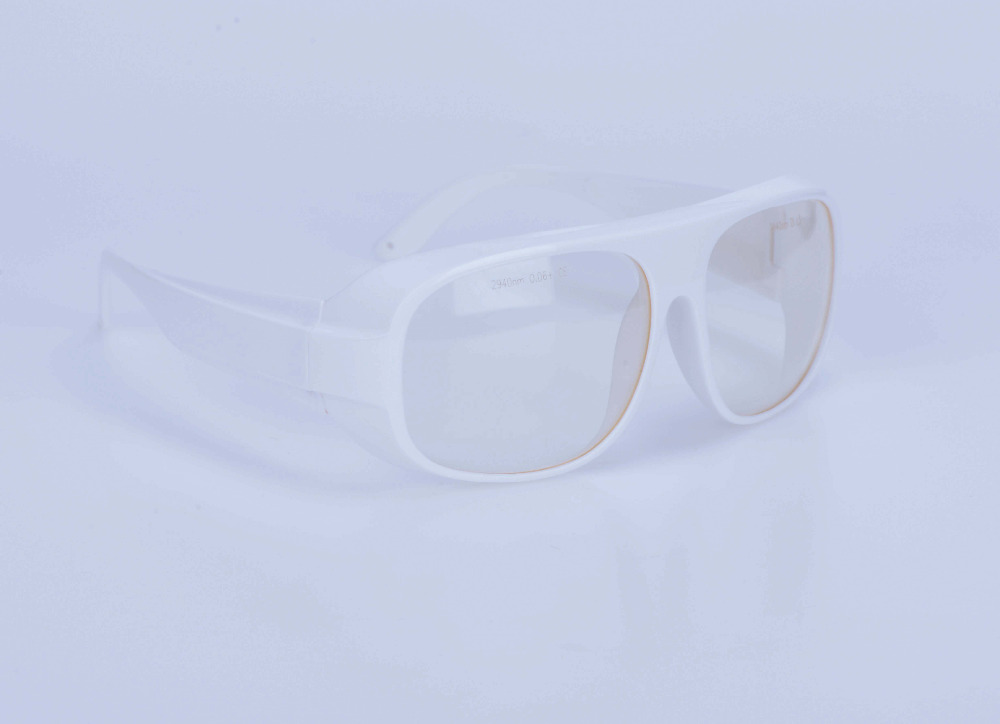ERL#52 2700 - 3000nm Erbium Laser Protection Laser Safety Glasses Goggles erl 36 2700 3000nm erbium laser protection laser safety glasses goggles