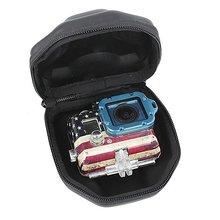 цена на Shockproof EVA Protective Mini Storage Case Action Camera bag For Go Pro 6 5 4 3 GoPro Hero xiaomi yi 4K SJCAM SJ4 Sport Camera