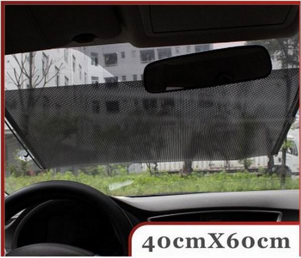2Pack Car Auto Side Sun Shade Window Screen Cover Sunshade Protector For Truck
