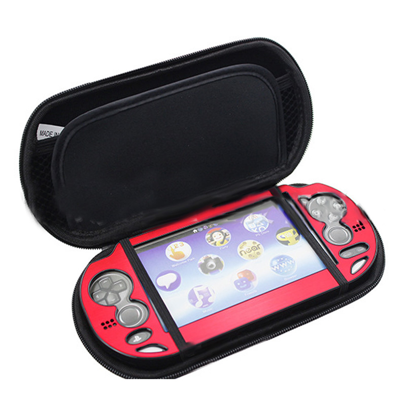 Hard EVA Pouch for Sony PlayStation Vita Psvita Game Console Bag Travel Carry Shell Case Protector Cover for PS Vita PSP