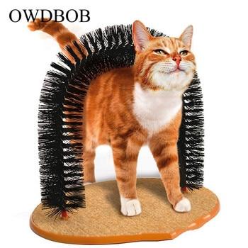 Cat Massage Arch 1