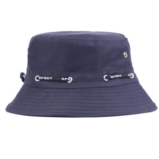 669058345 XdanqinX New Multiple Color Unisex Bucket Cap Cotton Polyester Panama  Bucket Hats Summer Hip Hop Beach Fishing Hat For Men Women