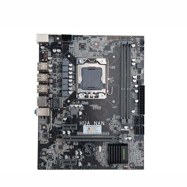 X9D LGA 1356 bo mạch chủ hỗ trợ REG ECC bộ nhớ máy chủ và LGA1356 xeon E5 bộ vi xử lý