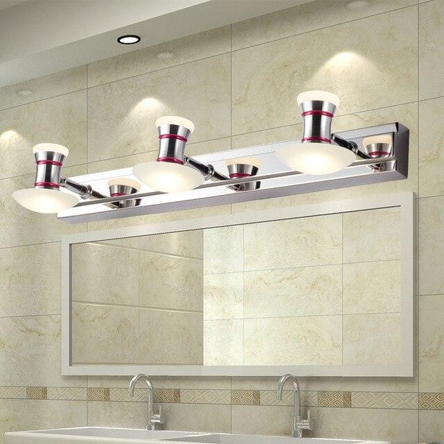 Moderne W W Led Salle De Bains Mur Lampe Champignon Acrylique - Champignon salle de bain