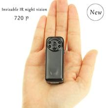 Новые 720 P HD Мини-Камера Обнаружения Движения ИК Ночного Видения DV DVR Микро Видеорегистратор Цифровой Портативный Видеокамера Малый Cam