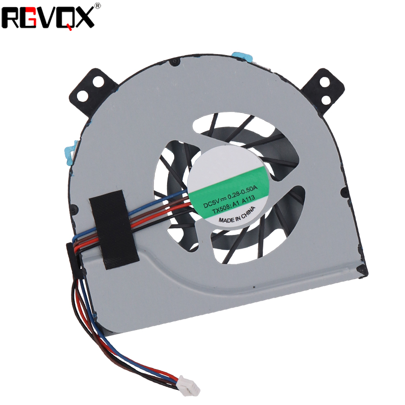 New Laptop Cooling Fan For LENOVO Z400A Z500A P N MG60090V1 C170 S99 DFS531205HC0T CPU Notebook Cooler Fans in Fans Cooling from Computer Office