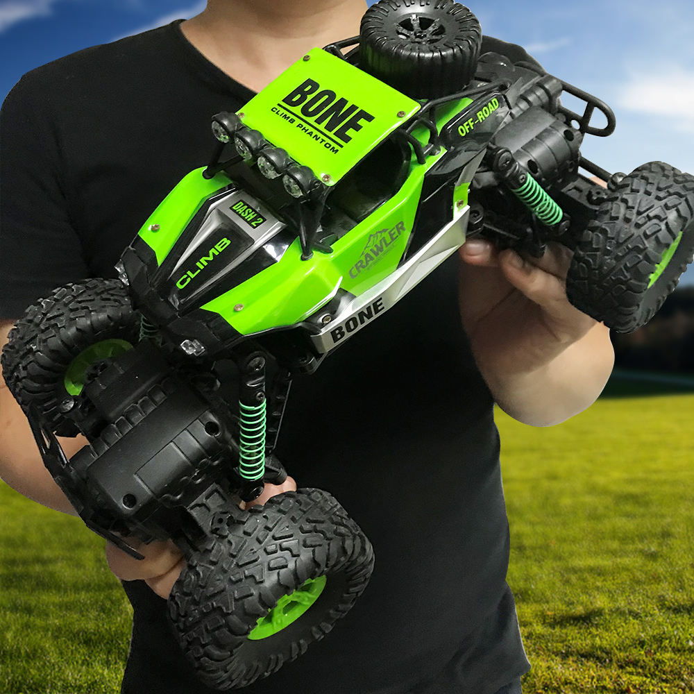1/16 RC Car 2.4G Model Scale Rock Crawler Rally Car 4WD Car Double Motors Drive Truck Remote Control Off Road Rc Toys Gifts rc car 1 10 scale 2 4g four wheel drive car rock crawler remote control car model off road vehicle toy rc cars kids xmas gifts