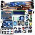 Módulo de Electrónica avanzada para Kit de uno con Botón/LED/Sensor/RF/Servo/LCD/Makerduino mejor Que UNO R3