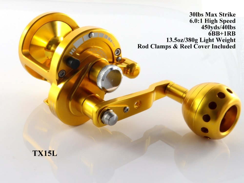 Saltwater Reel Jigging High Speed 6:1 Sea Game Fishing 15W 30lbs Silky Smooth Extra Light Right and Left Hand Gomexus three hands 15х15 см smooth sea 78480
