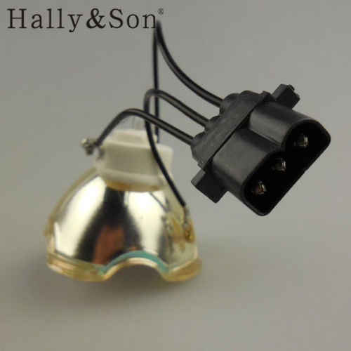 Hally&Son Free shipping Replacement projector bulb for POA-LMP136 610-346-9607 PLC-WM5500 without housing hally