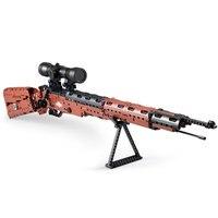 Toy Gun M24 Sniper Rifle Playerunknown'S Battlegrounds Guns Compatible Military Pistol Brick Model Building Blocks Sets Weapon