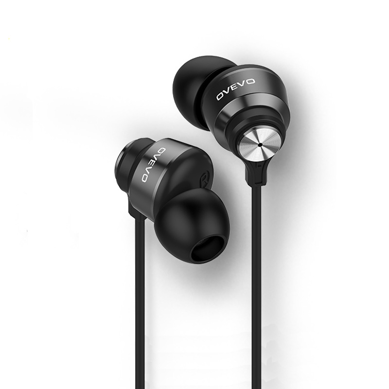 Stereo Bass Earphone Noise Isolation Music System Auriculares Hands Free Sport Headset with Microphone for Phones Tablets stereo system
