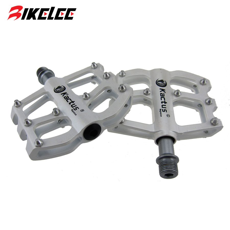 2017 hot new Ultralight MTB BMX Pedals Cycling Sealed Bearing Pedals CNC Cr-Mo magnesium Pedales Road Mountain Bike Flat Pedals цена