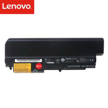 Original Laptop battery For Lenovo ThinkPad T400 R400 R500 R61 R61I 9 core High capacity