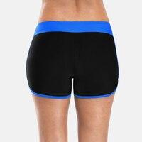 Pantalones cortos de baño para mujer 1