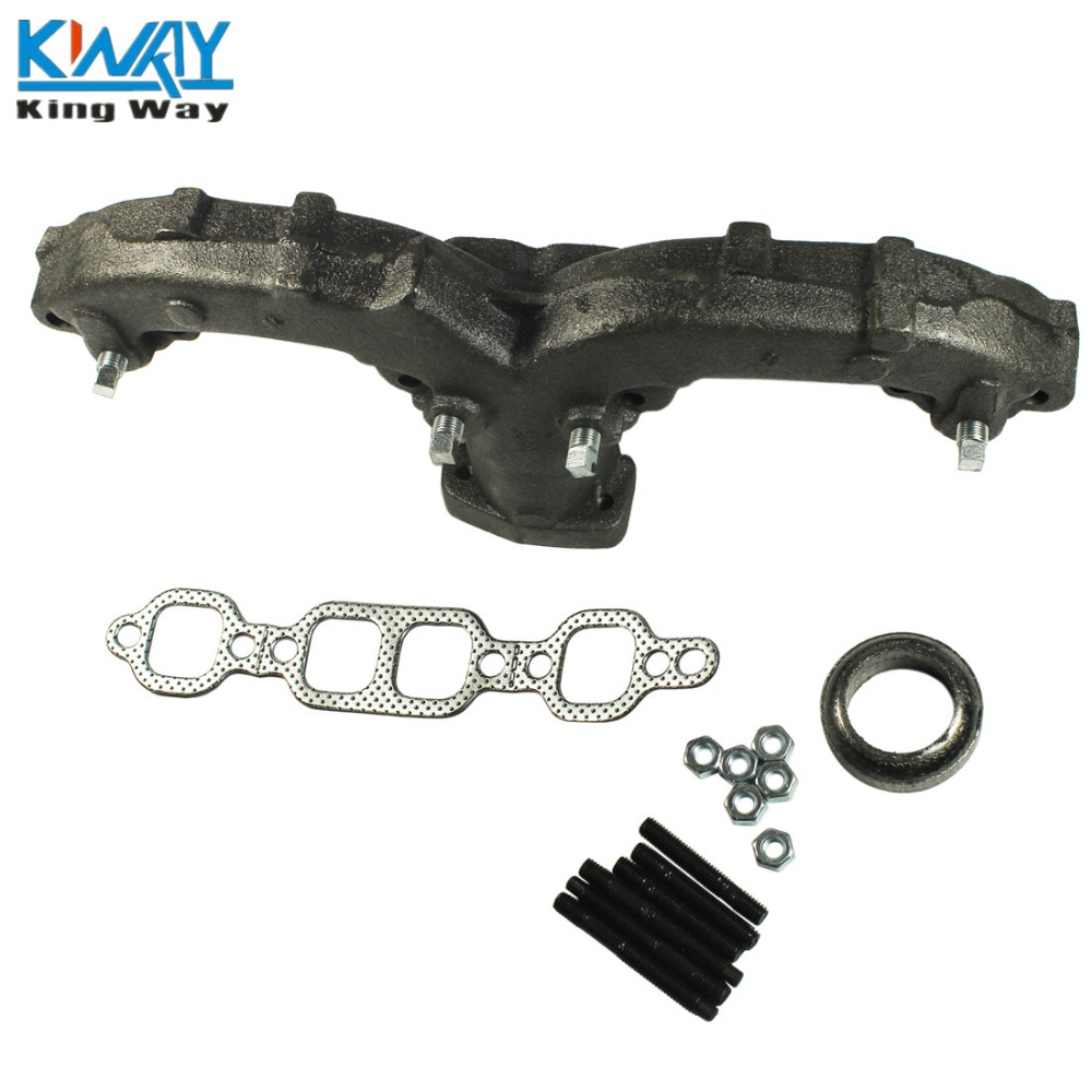 Small Block Exhaust Manifold for 65-90 Chevy Pickup Truck