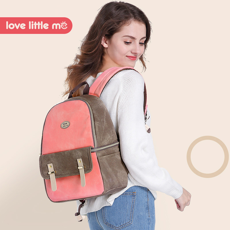 LLM Insulation Bag High Quality Cool Bags Fashion Mommy Backpack Keep Warm/Cold Lunch Thermos Bags For Baby Women lazylife 18l top quality fashion portable insulated lunch bag thermal food picnic lunch bags for women kids men cooler lunch box