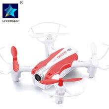 Cheerson CX 17 CX17 Selfie Drones Quadcopter WiFi FPV RC Drones With Camera HD Altitude Hold