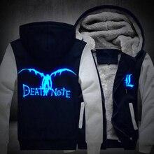 Death Note Shinigami Glowing Hoodie