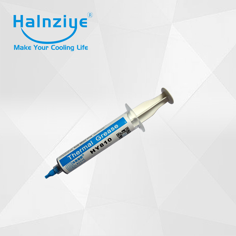 Free shipping! best laptop CPU&GPU cooler Silicone based nano thermal paste compound HY810 30g tube with 4.63W/m-K