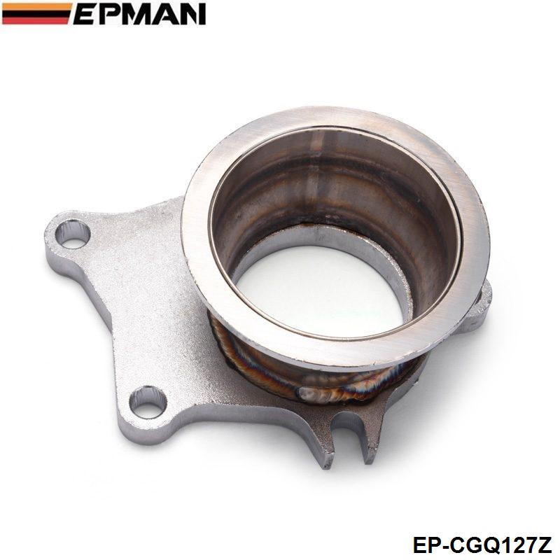 US $17 47 10% OFF|Stainless Steel T04E T3/T4 5 Bolt Exhaust Dump Flange To 3