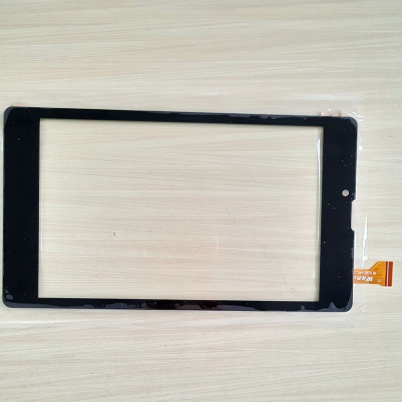 10pcs/lot New Touch Screen Digitizer For 7'' Inch WJ1588-FPC V2.0 Tablet Touch panel sensor replacement Free Shipping black new for wj975 957 fpc v2 0 10 1 inch touch screen panel digitizer sensor repair replacement parts free shipping