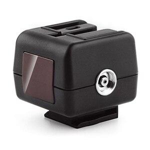 Беспроводной контроллер вспышки Viltrox для Sony Minolta, адаптер триггера с оптическим Slave для камер Canon, Nikon, HotShoe, FC-6S