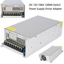 Светодиодный трансформатор привод переменного тока 220 В к Dc 800 Вт 1000 Вт 1200 Вт импульсный источник питания для светодиодного освещения