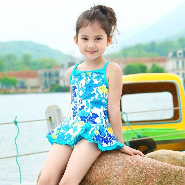 Blue Swimwear for Girls