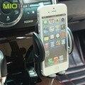 Универсальный 360 Градусов Автомобильный Держатель Телефона Стенд Двойной USB Автомобильное Зарядное Устройство для Iphone6 7 s Samsung Galaxy