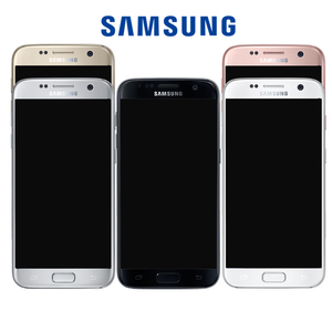 Image 3 - 5.1 SUPER AMOLED  Burn shadow LCD For Samsung Galaxy S7  Display With Frame G930 G930F LCD Screen Digitizer Assembly