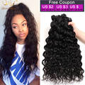 Brazilian Water Wave Virgin Hair 3 Bundles  Brazillian Ocean Wave Wet and wavy Human Hair, Most Popular Natural Wave Hair