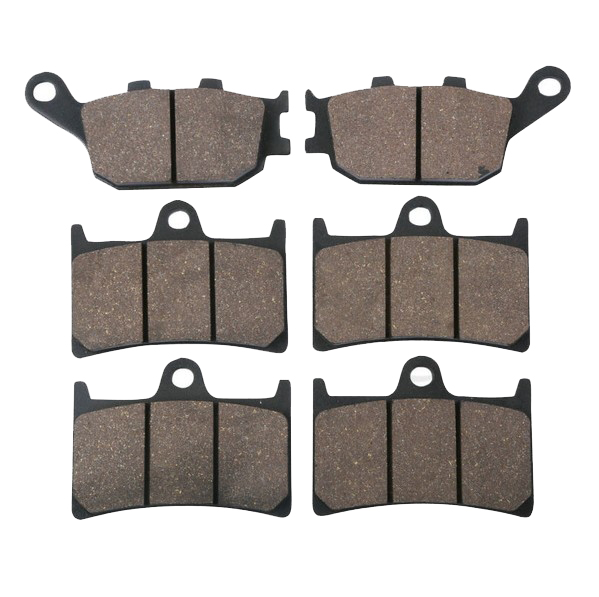 FRONT REAR BRAKE PADS FOR YAMAHA R6 YZFR6 YZF-R6 2003-2013 2004 2005 2006 2007 2008 2009 2010 2011 2012 FRONT REAR PADS motorcycle accessories custom fairing screw bolt windscreen screw for yamaha yzf r1 r6 2005 2006 2007 2008 2009 2010 2011 2012