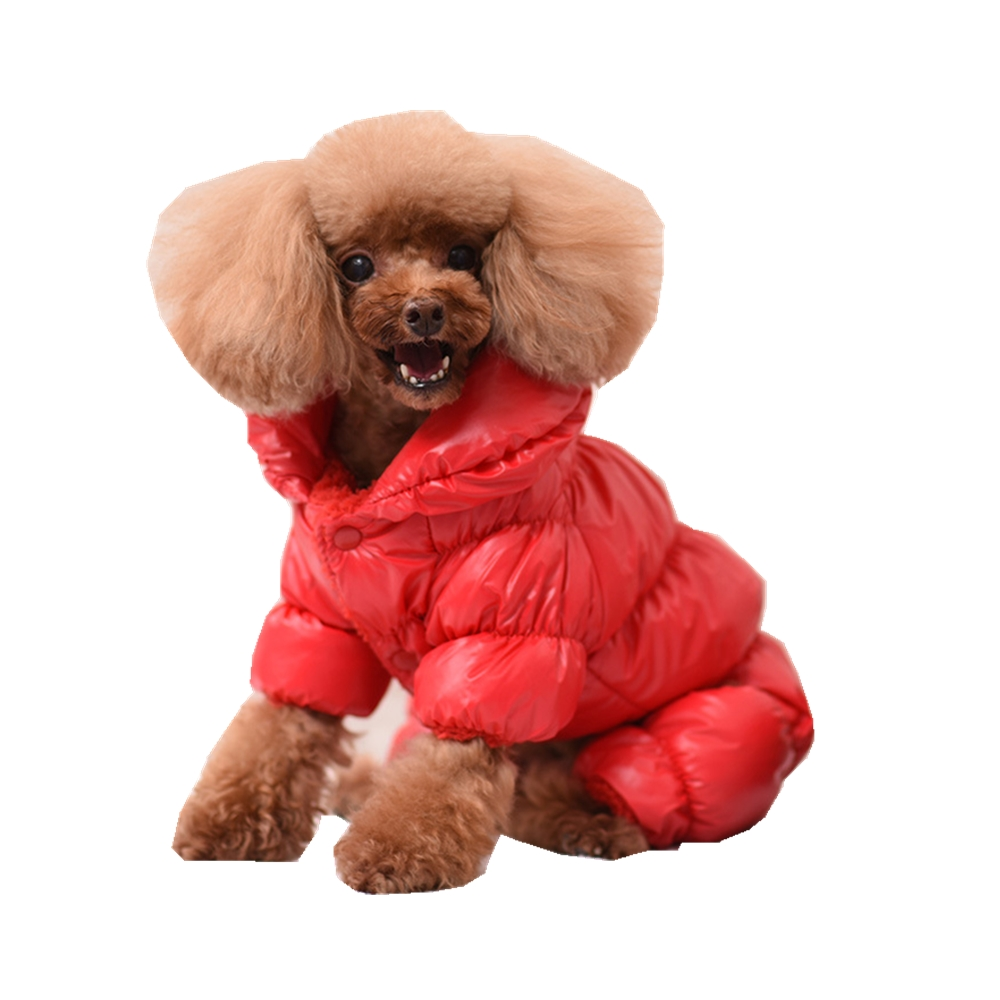Pet Dog Coat Clothes Winter for Small Dogs Chihuahua French Bulldog Manteau Chien Dogs Pets Clothing Christmas Halloween Costume