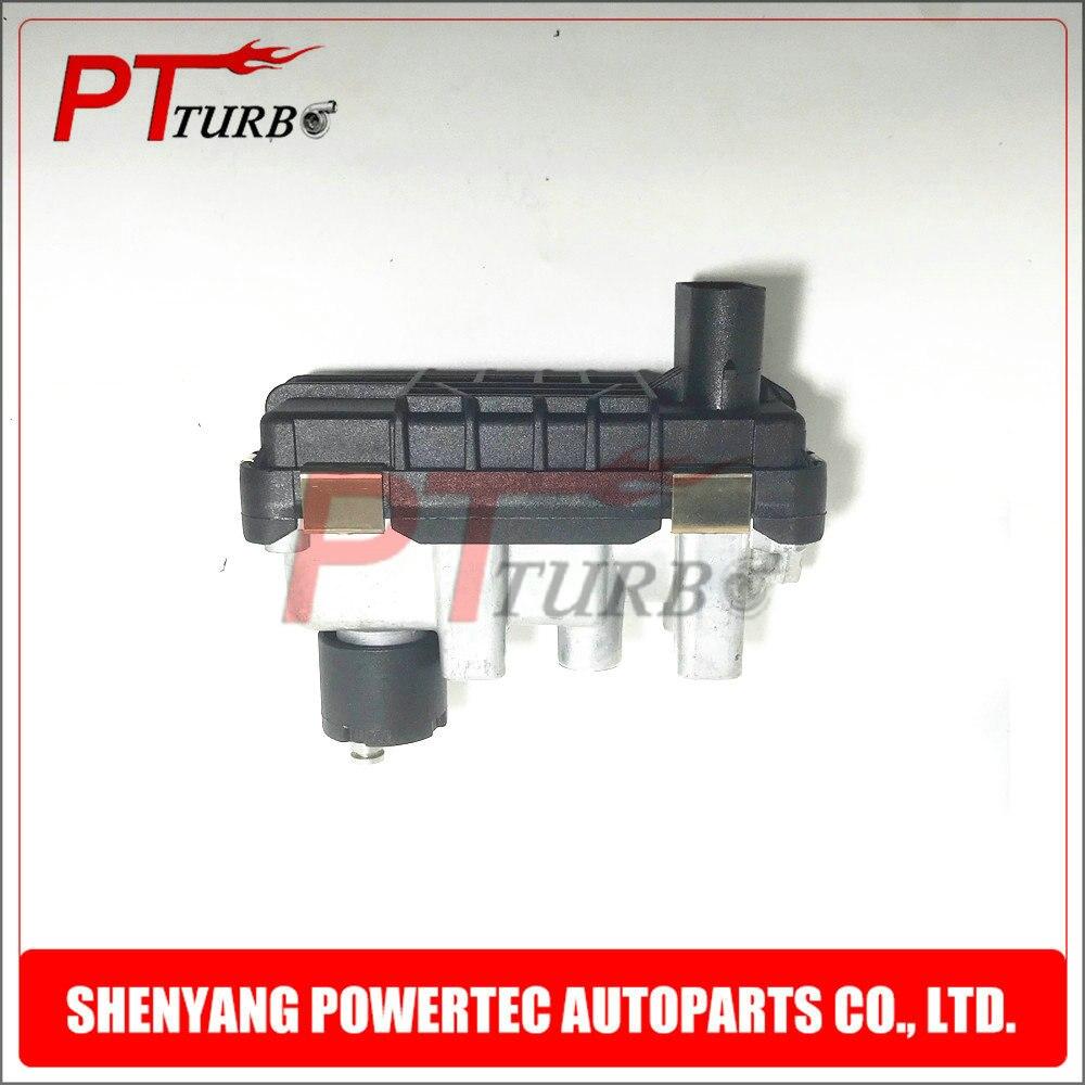 Turbolader Actionneur 6NW009550 G059 786880 BK2Q6K682CA Pour Ford Transit 2.2 TDCi Duratorq Euro5 767649 Turbo Actionneur Électronique