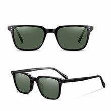 High Quality Acetate Classic Square Sun Glasses Fashion Polarized Sunglasses For Men Women 2019 Designer Brand UV400 OV5031
