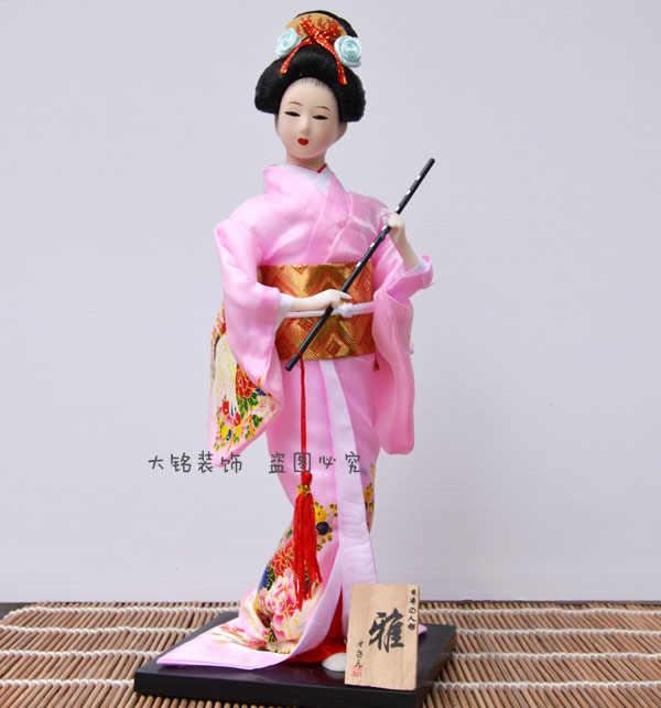 Украшения искусство ремесла девушка подарки выйти замуж японская гейша кукла в