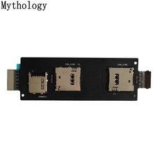 Mythology Sim Card Holder Card Slot Flex Cable For ASUS Zenf