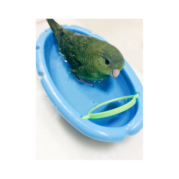 CAITEC Bird Toys Parrot Bathtub 1