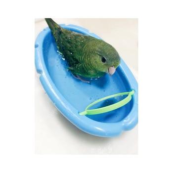 CAITEC Bird Toys Parrot Bathtub 1