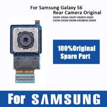 For Samsung Galaxy S6 Back Camera Original;  Rear Facing Camera Module for Galaxy S6 G920 G920F/ A/T/FD/I