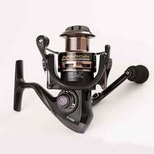 TP1000-7000  14BB+1 Pre-Loading Gear ratio 5.5:1 Spinning Wheel Aluminium Alloy  Left / Right Hand Spinning Fish