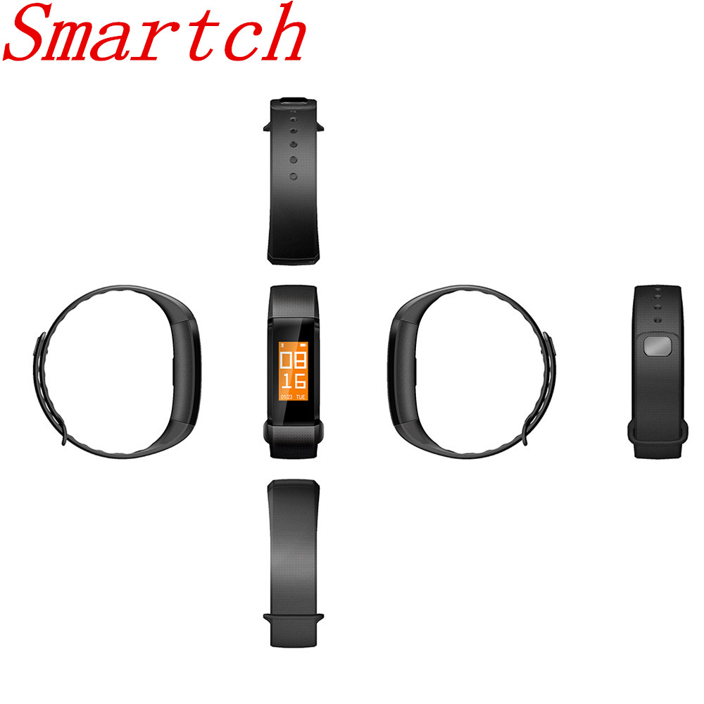 Smartch M99 Smart Bracelet Heart Rate Monitor Anti-lost GPS Line Smartband Waterproof Wristband Sport for Android IOS Phone