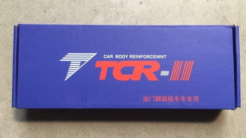 TTCR-II автомобильные аксессуары акселератора газ топлива Тормозная ног педали для VOLVO S60, нескользящая крышка Стикеры стайлинга автомобилей