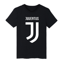 2017 Juventus Women/men new logo T-Shirt short bianconeri Camiseta fans club T-Shirt Casual Italy Italian Gianluigi