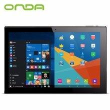 """New Arrival Onda OBook 20 Plus 10.1"""" Tablet PC 4GB 64GB Windows10 & Android 5.1 Intel Cherry Trail Z8300 WiFi IPS OTG Hdmi USB"""