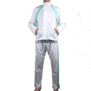 Image 2 - Anime Haikyuu!! Aoba Johsai High School Oikawa Tooru School Uniform Jackets Men Coat Cosplay Costumes