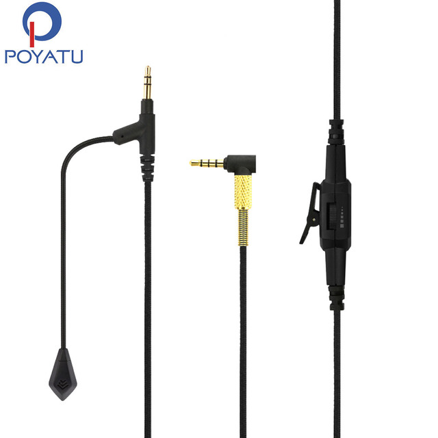 Boom Microphone Cable For Ea Sports Mvp Carbon Adidas Originals Octagon Diesel Vektr Npulse N