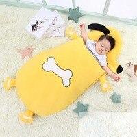Newborn Winter Warm Baby Sleeping Bag Sleep sack Infant Baby Blanket Stroller Swaddle Wrap Sleeping Bag for Bedding Stroller